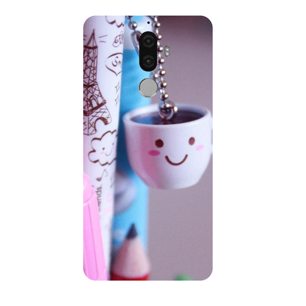 Hamee - Cups - Designer Printed Hard Back Case Cover for Lenovo K8 Note-Hamee India