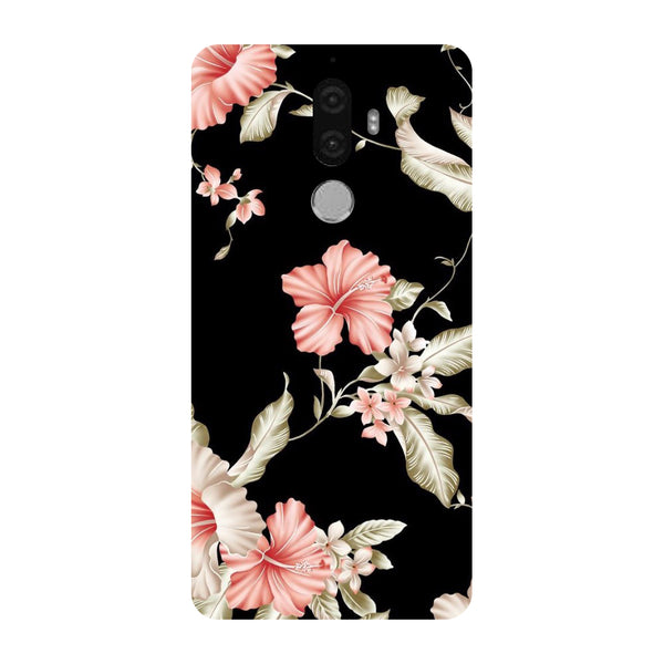 Hamee - Floral - Designer Printed Hard Back Case Cover for Lenovo K8 Note-Hamee India