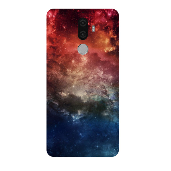 Hamee - Sky - Designer Printed Hard Back Case Cover for Lenovo K8 Note