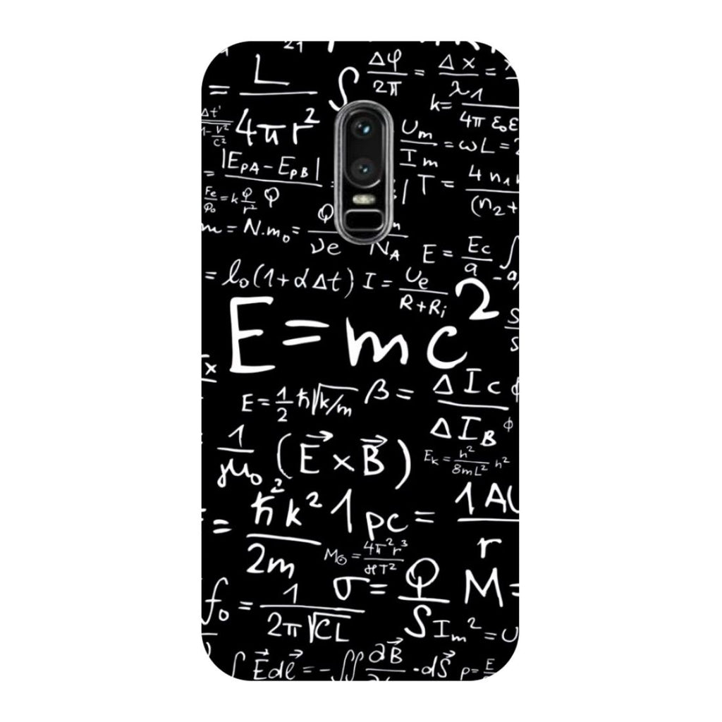 Emc OnePlus 6 Back Cover-Hamee India