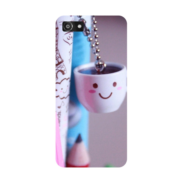 Hamee- Cup-Printed Hard Back Case Cover For Oppo A3