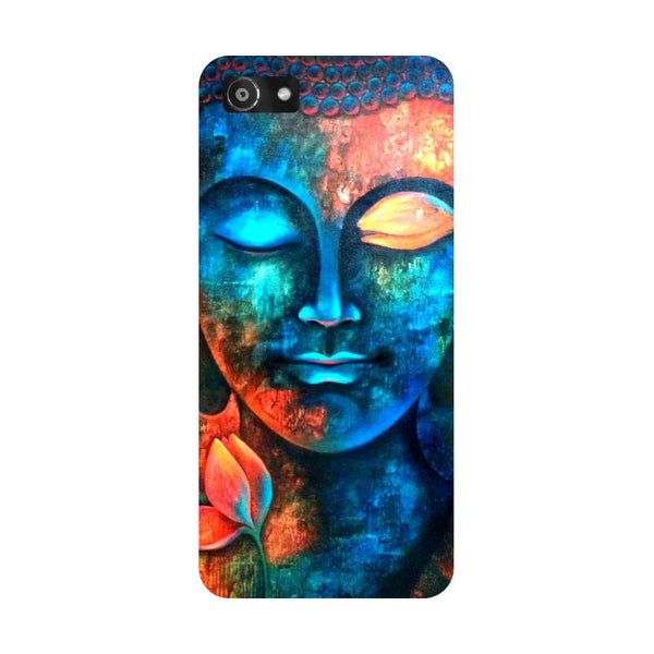 Hamee- Buddha-Printed Hard Back Case Cover For Oppo A3