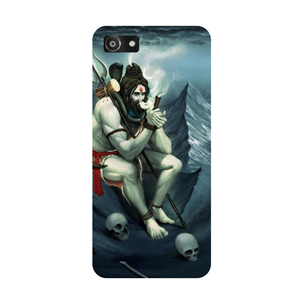 Hamee- Aghori-Printed Hard Back Case Cover For Oppo A3