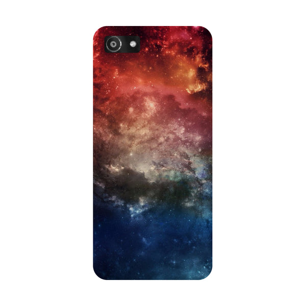 Hamee- Space-Printed Hard Back Case Cover For Oppo RealMe 1