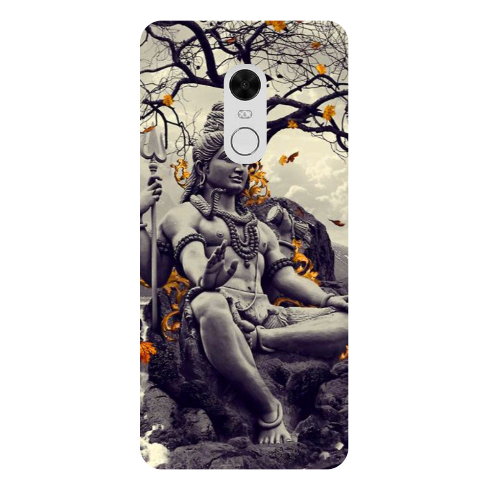 Bhole Nath - Printed Hard Back Case Cover for Xiaomi Redmi 5 Plus-Hamee India