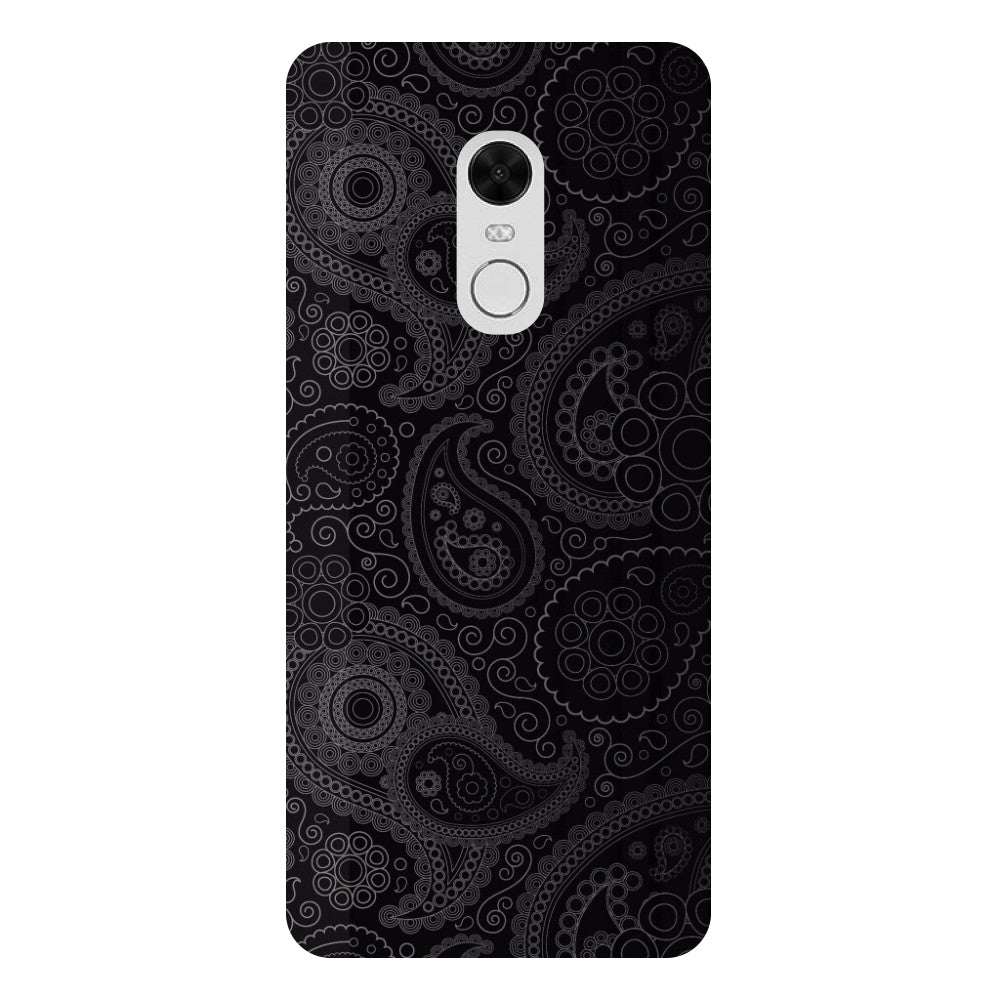 Block Mandala - Printed Hard Back Case Cover for Xiaomi Redmi 5 Plus-Hamee India