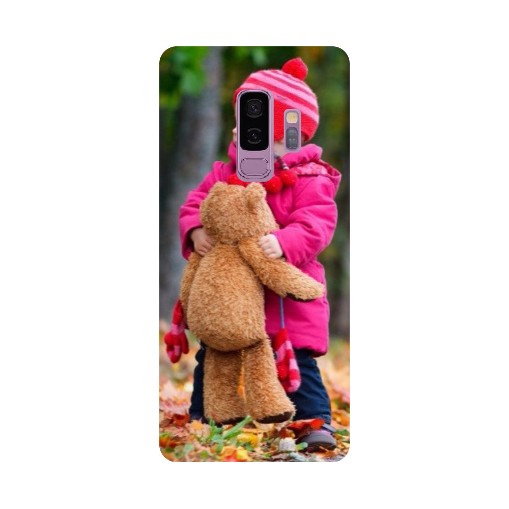 Baby- Printed Hard Back Case Cover for Samsung Galaxy S9 Plus-Hamee India