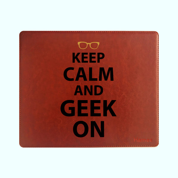 Geek On - Mouse Pad-Hamee India