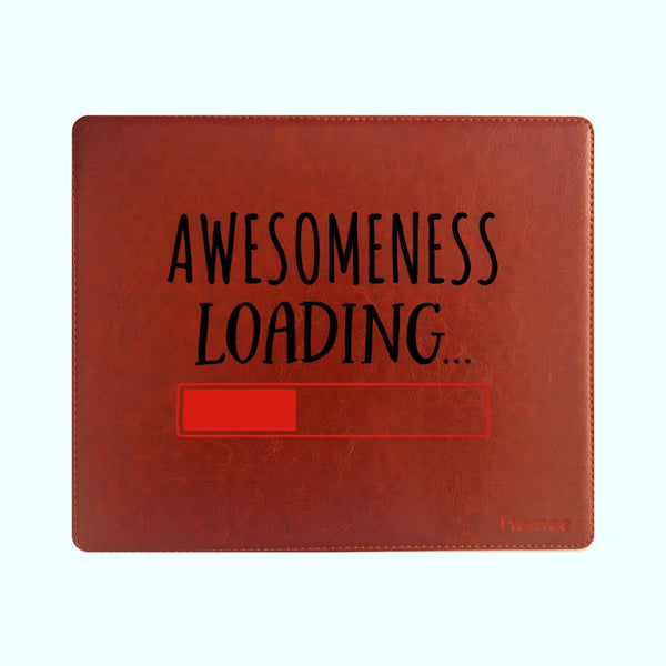 Awesomeness Loading - Mouse Pad-Hamee India
