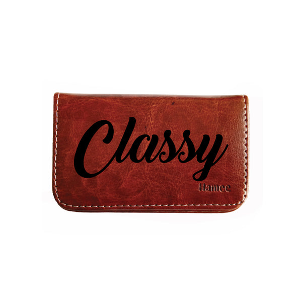 Card holders leather card holders online at best prices hamee india hamee pocket sized stitched leather visiting card case holder business card and credit card holder colourmoves