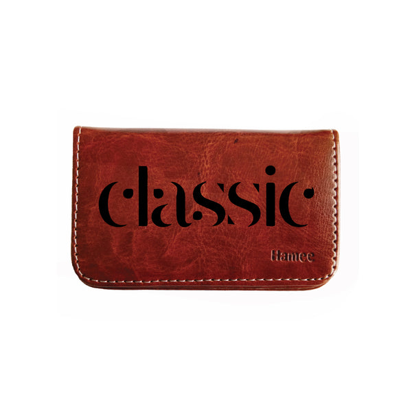 Classic Business / Visiting Card Holder-Hamee India