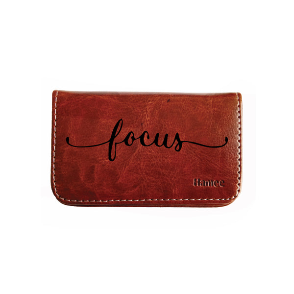 Focus Business / Visiting Card Holder-Hamee India