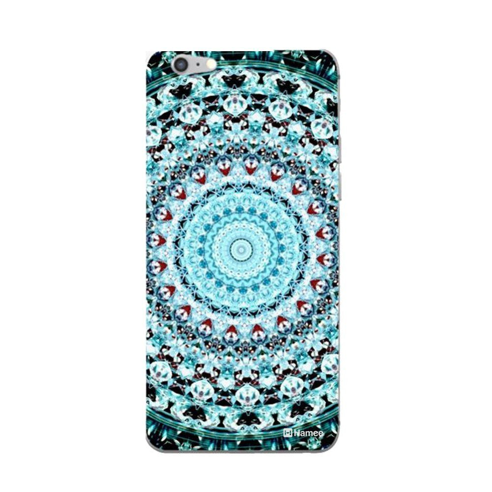 Hamee Kaleidoscope / Blue Customized Cover for Xiaomi Mi5-Hamee India