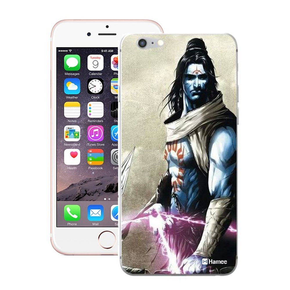 Hamee Powerful God Side Pose Designer Cover For iPhone 5 / 5S / Se-Hamee India