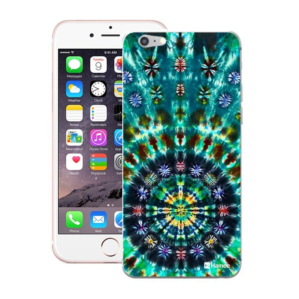 Hamee Kaleidoscope Dye Designer Cover For Apple iPhone 6 Plus / 6S Plus-Hamee India