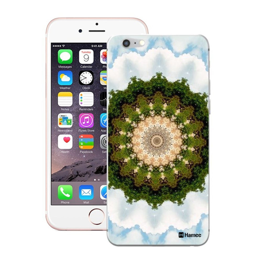 Hamee Tree Kaleidoscope Designer Cover For iPhone 5 / 5S / Se-Hamee India