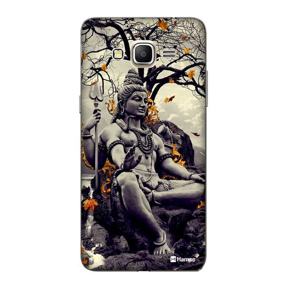 Hamee God Statue Grey Designer Cover For Coolpad Note 3 - Hamee India