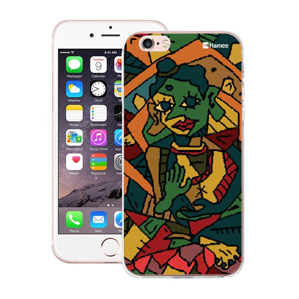 Hamee Full Buddha Designer Cover For Apple iPhone 6 Plus / 6S Plus - Hamee India