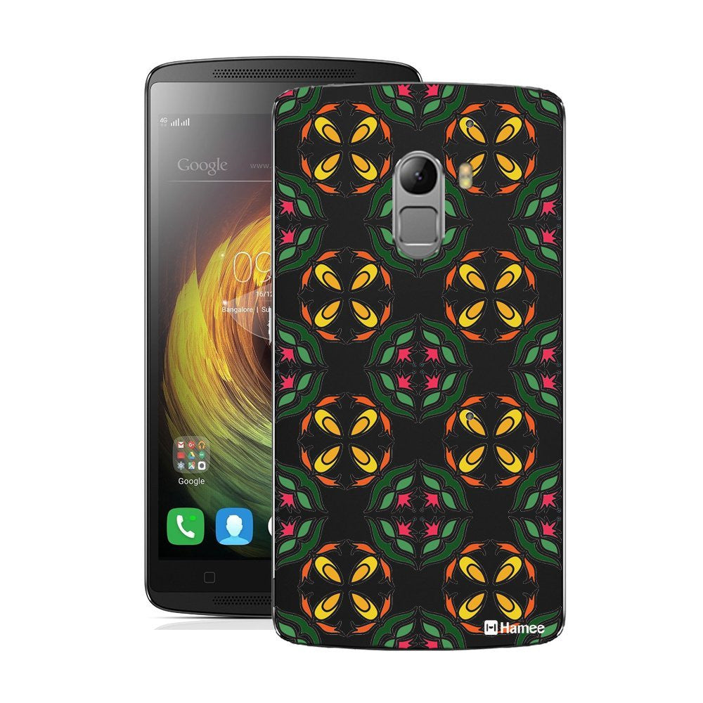 Hamee Multicolour Ethnic Print Designer Cover For Lenovo K4 Note-Hamee India