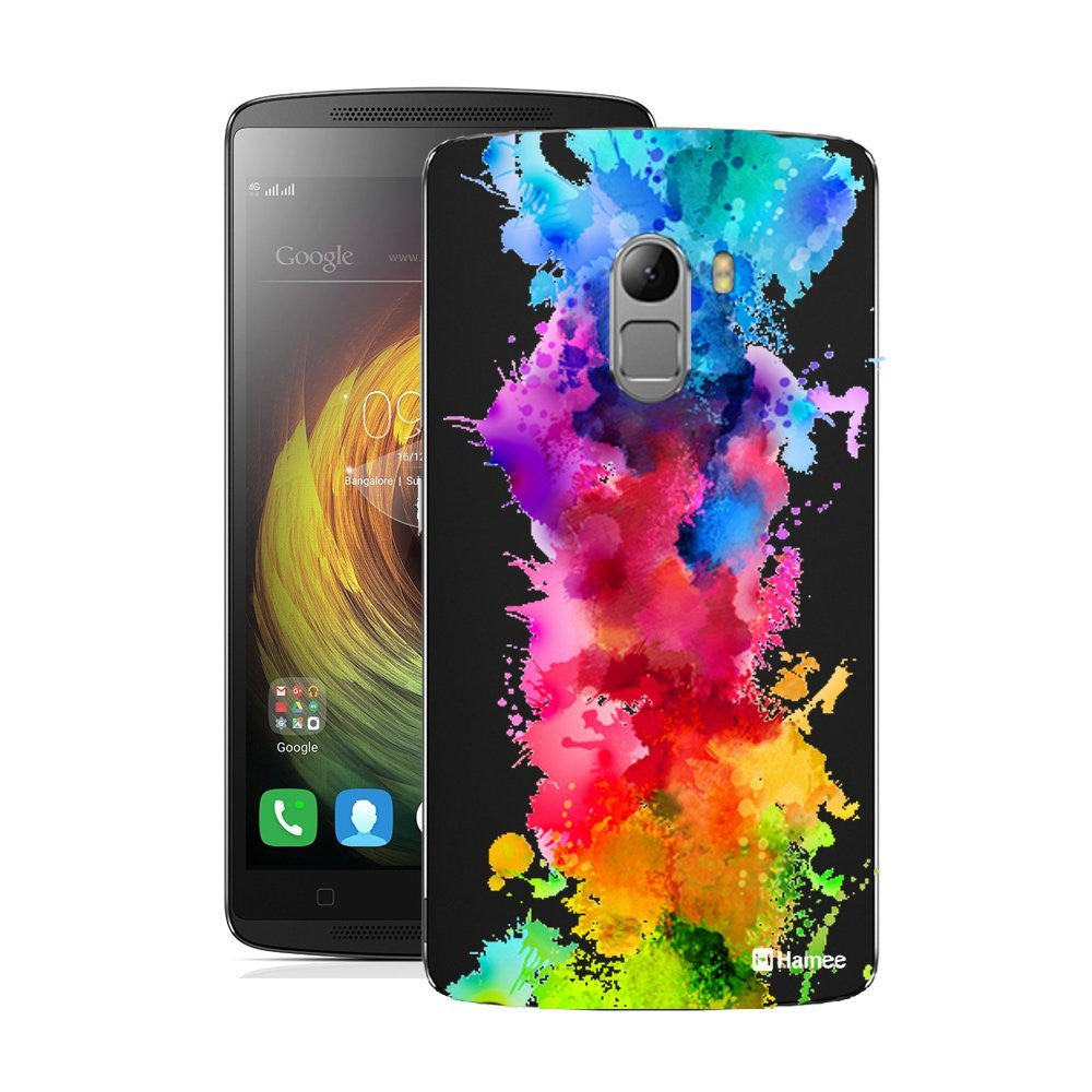 Hamee Paint Spashes Designer Cover For Lenovo K4 Note-Hamee India