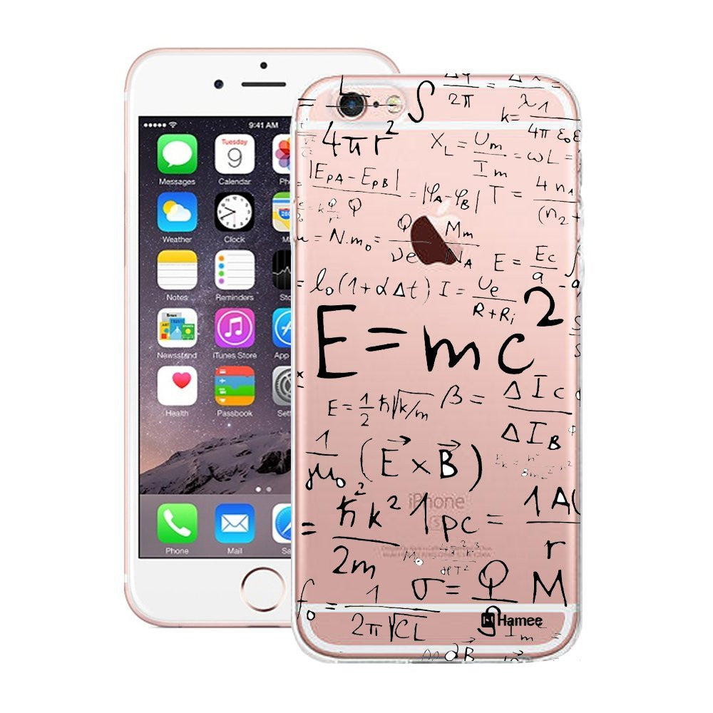 Hamee Maths Formulae Designer Cover For Apple iPhone 6 / 6S-Hamee India