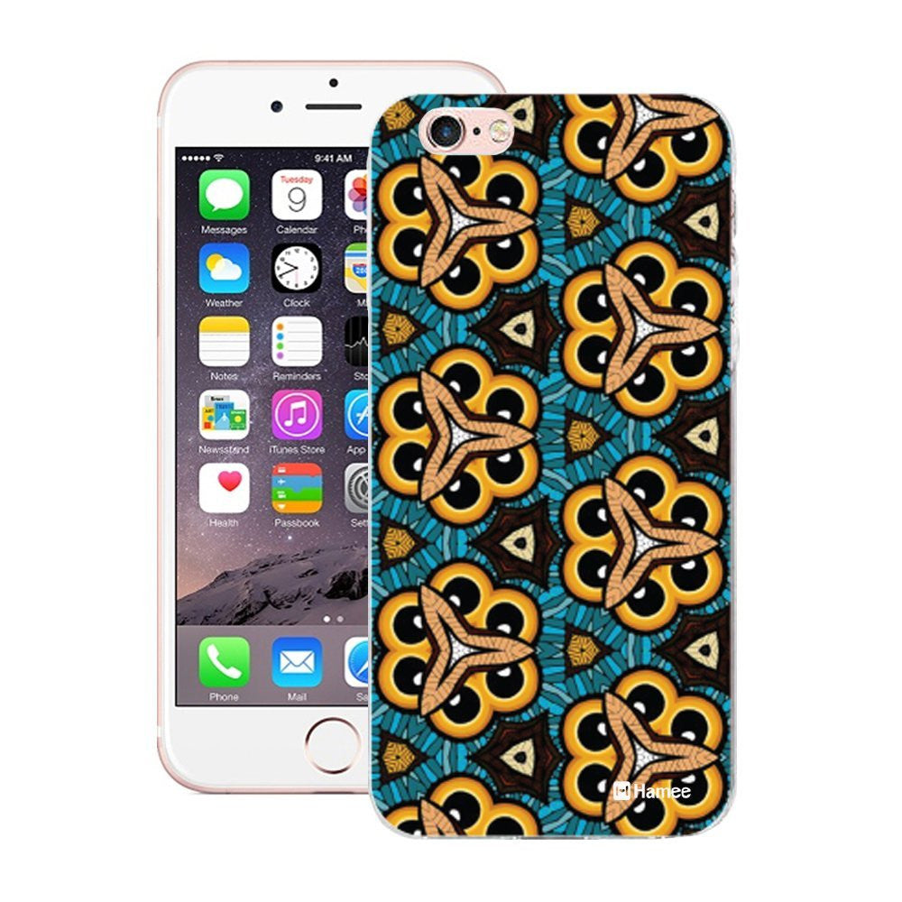 Hamee Eyes Kaleidoscope Designer Cover For iPhone 5 / 5S / Se-Hamee India