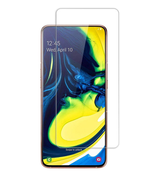 9H Scratch Resistant Screen Guard for Samsung Galaxy A80