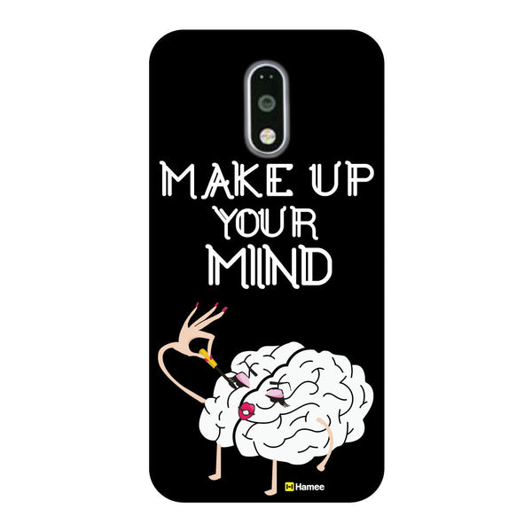 Hamee - Make up your mind -OnePlus 3T Phone Cover-Hamee India