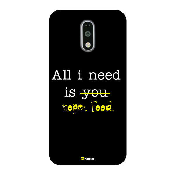 Hamee - All I need is you -OnePlus 3T Phone Cover - Hamee India