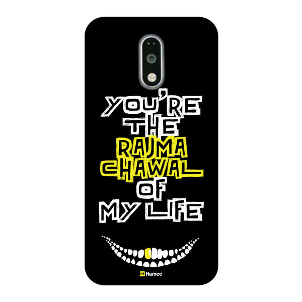 Hamee - you are the rajma chawal of my life -OnePlus 3T Phone Cover - Hamee India