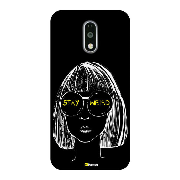 Hamee - Stay weired -OnePlus 3T Phone Cover - Hamee India