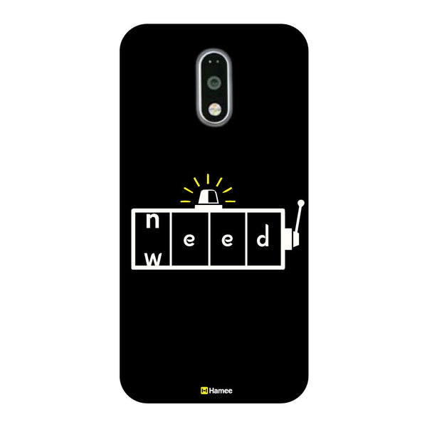 Hamee - Need/Weed -OnePlus 3T Phone Cover - Hamee India