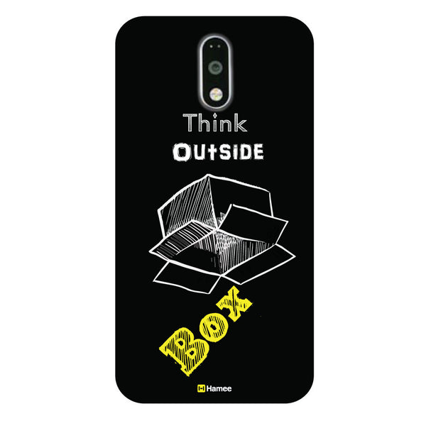 Hamee - Think Outside -OnePlus 3T Phone Cover - Hamee India