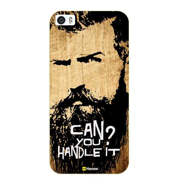 Hamee - Can you Handle Mustaches - Beard Design Themed Hard Case for Xiaomi Mi 6