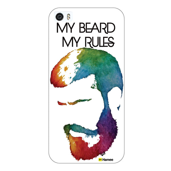 Hamee Original Movember / No Shave November Themed Inspired Cases Series Hard Case for iPhone 6 Plus /6S Plus (My Beard My Rules)-Hamee India