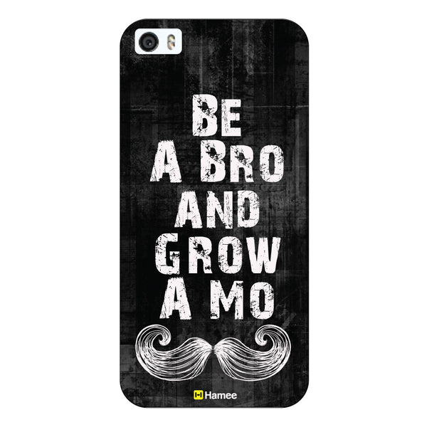 Hamee - Be A Bro - Beard Design Themed Hard Case for Xiaomi Mi 6