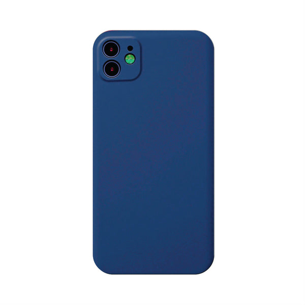 Full Body Silicone Case for iPhone 11 - Dark Blue