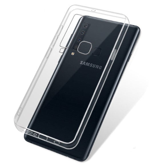 Anti Shock TPU Transparent Case - Samsung Galaxy A9 (2018)-Hamee India