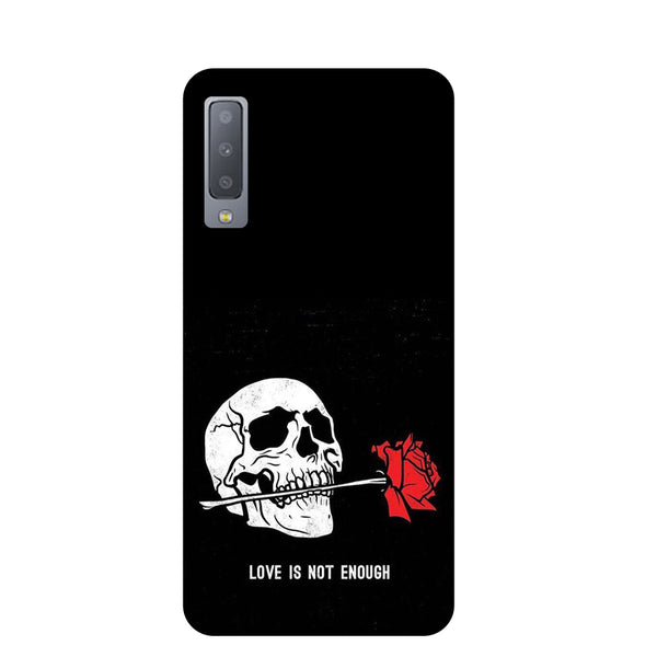 Love Samsung Galaxy A7 Back Cover-Hamee India