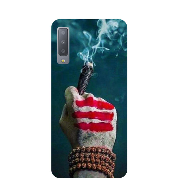 Nasha Samsung Galaxy A7 Back Cover-Hamee India