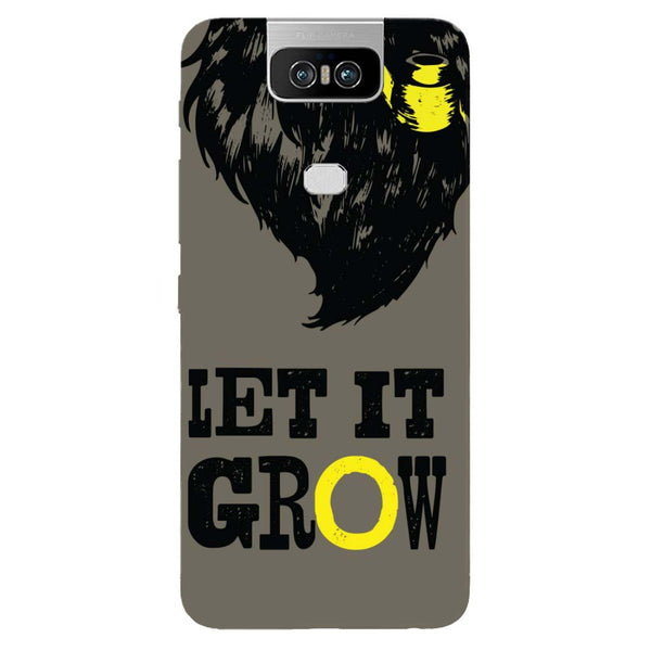 Grow Asus 6Z Back Cover-Hamee India