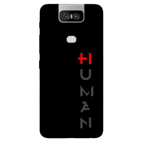 Human Asus 6Z Back Cover-Hamee India