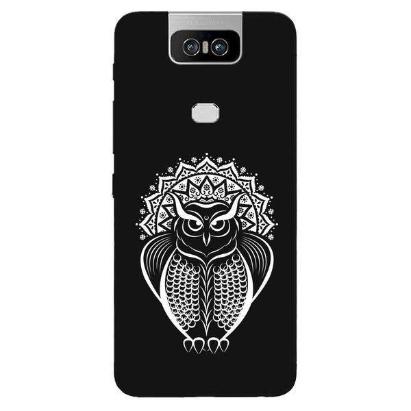 Owl Dreamcatcher Asus 6Z Back Cover-Hamee India