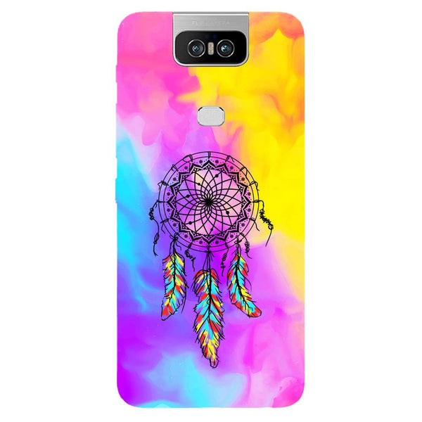 Dreamer Mist Asus 6Z Back Cover-Hamee India