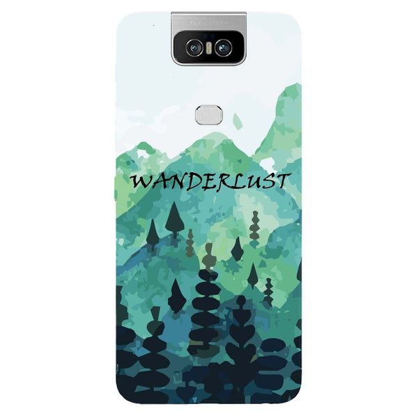 Wanderlust Asus 6Z Back Cover-Hamee India