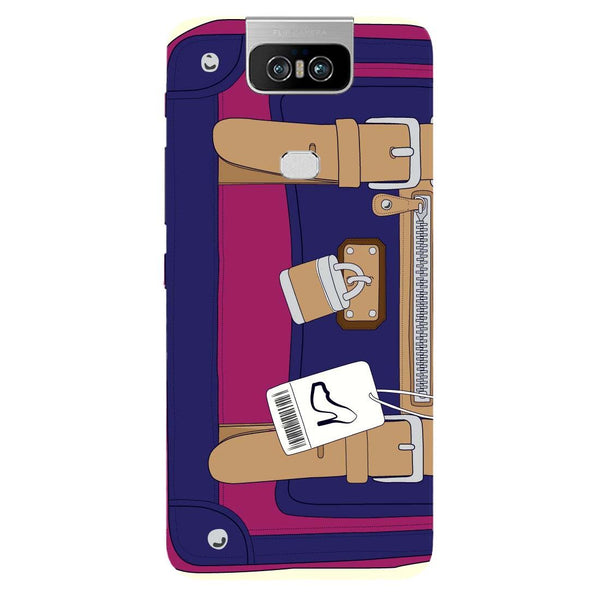 Bag Asus 6Z Back Cover-Hamee India