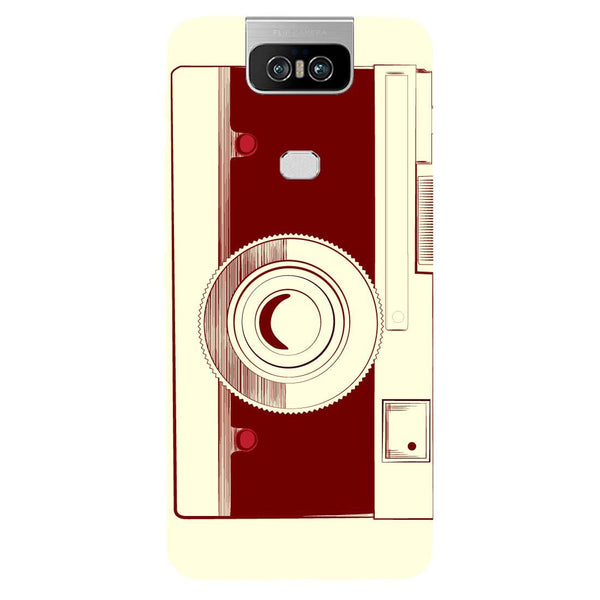 Camera Asus 6Z Back Cover-Hamee India