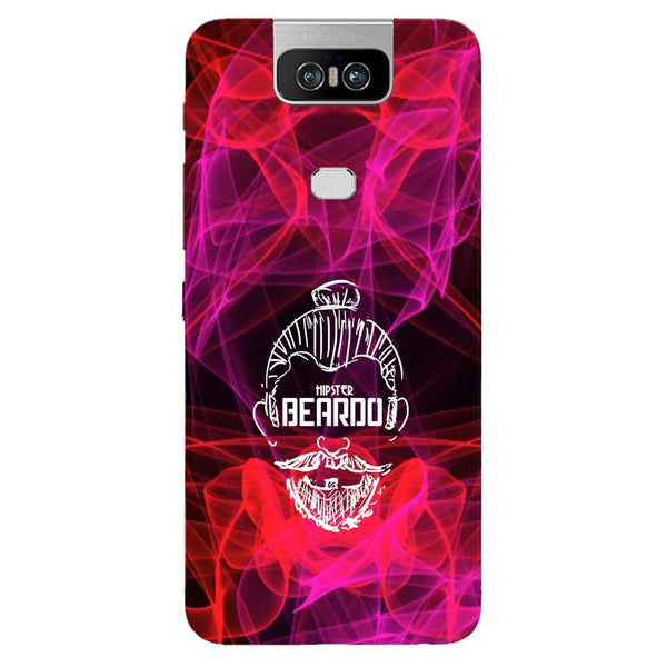 Beardo Asus 6Z Back Cover-Hamee India