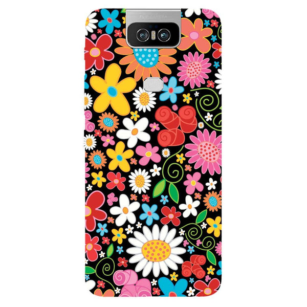 Bloom Asus 6Z Back Cover-Hamee India