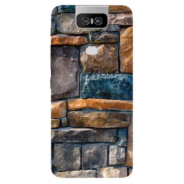 Bricks Asus 6Z Back Cover-Hamee India